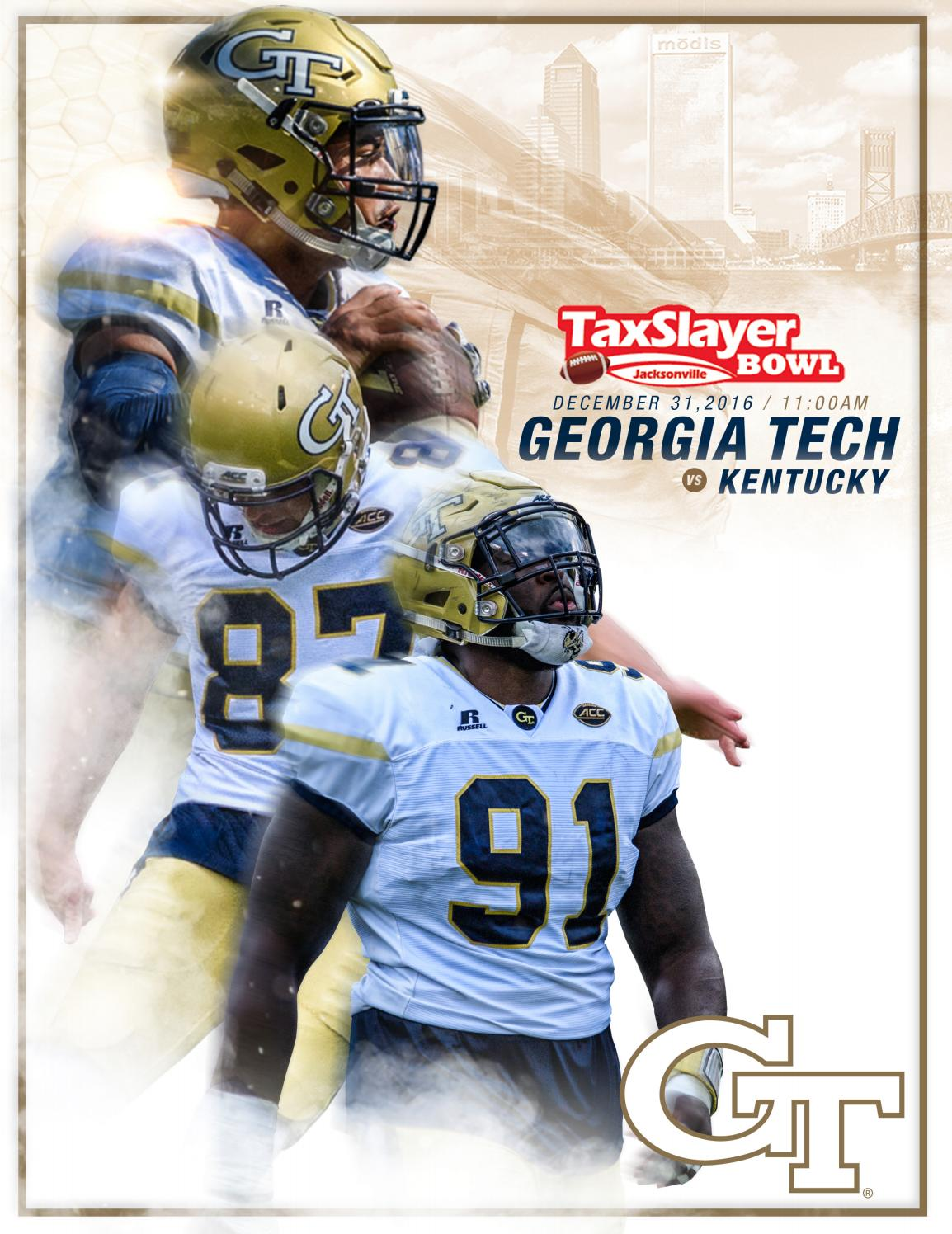 2016 tech football information guide by gtathletics issuu