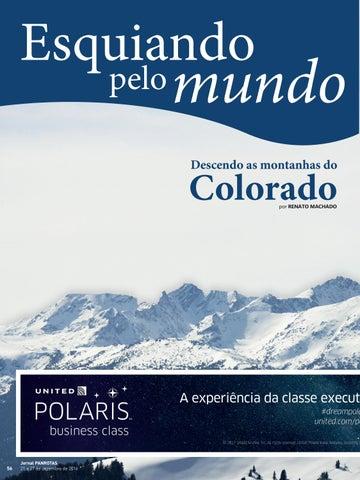 Primeira imagem da lista de edições - Esquiando pelo Mundo - dez 2016