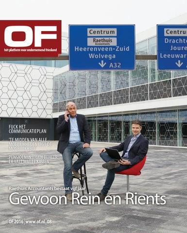 Ondernemend Friesland editie 8 december 2016