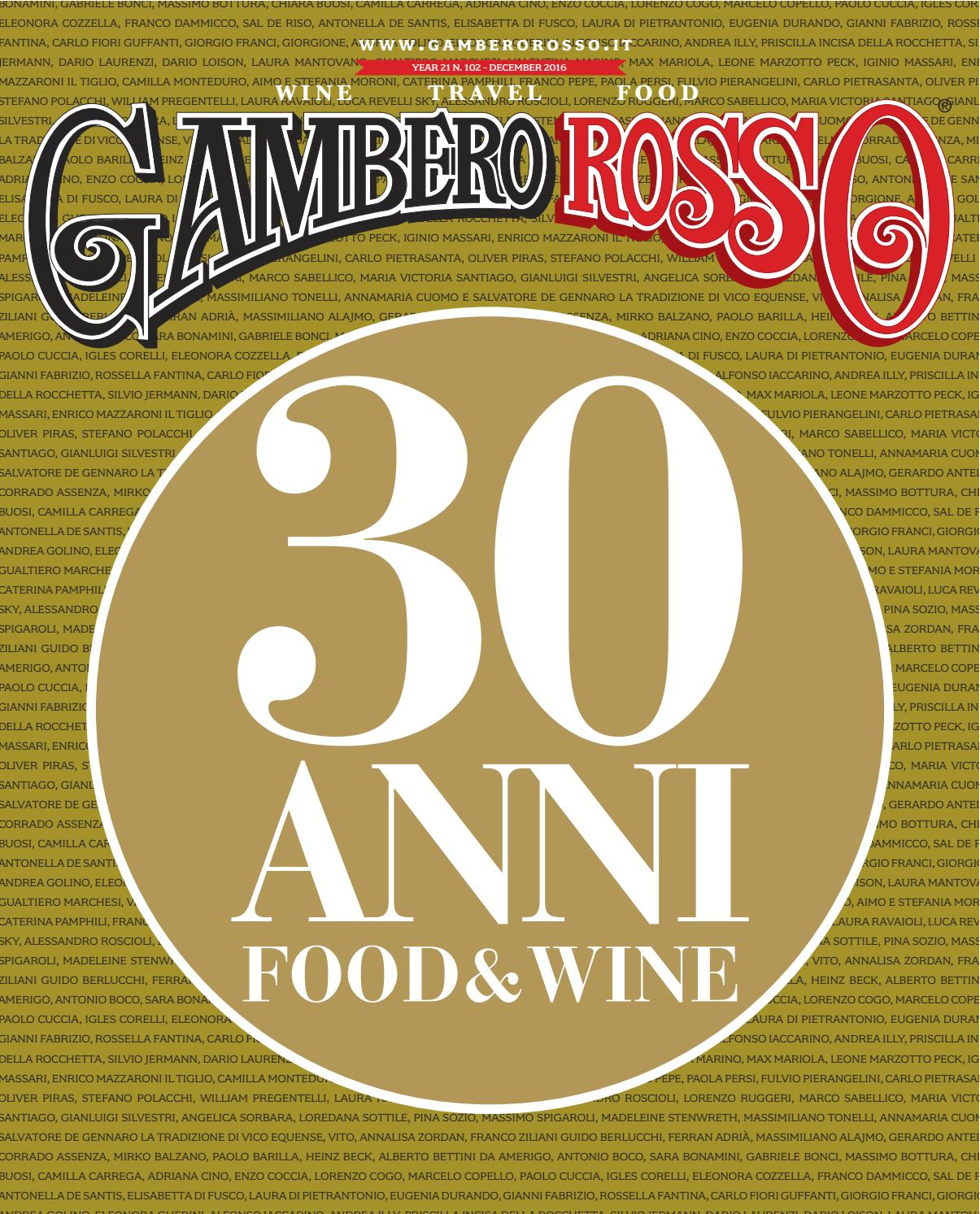 gambero rosso wine travel food by gambero rosso issuu