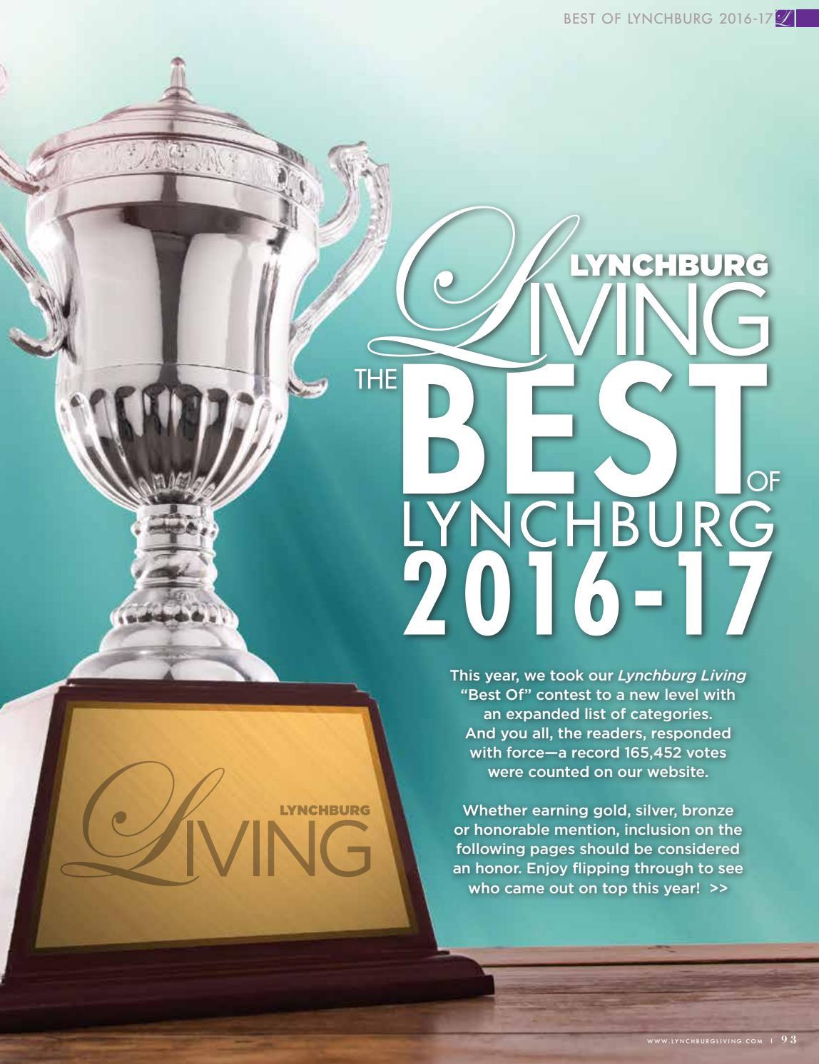 lynchburg living s best of lynchburg by vistagraphics lynchburg living s best of lynchburg 2016 2017 by vistagraphics issuu