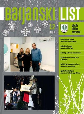 Barjanski list december 2016