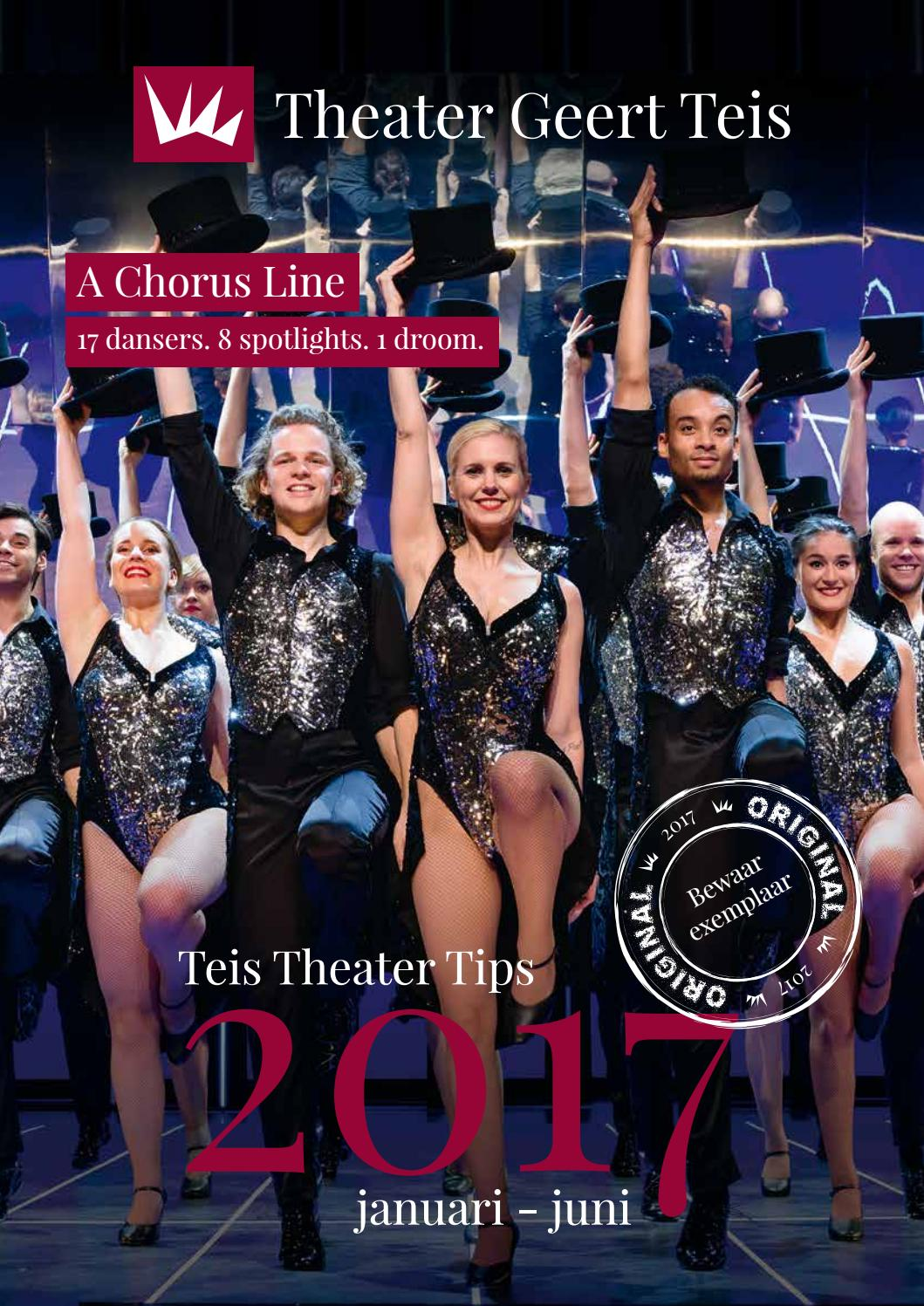 Teis theater tips   tweede seizoenshelft theater geert teis by ...