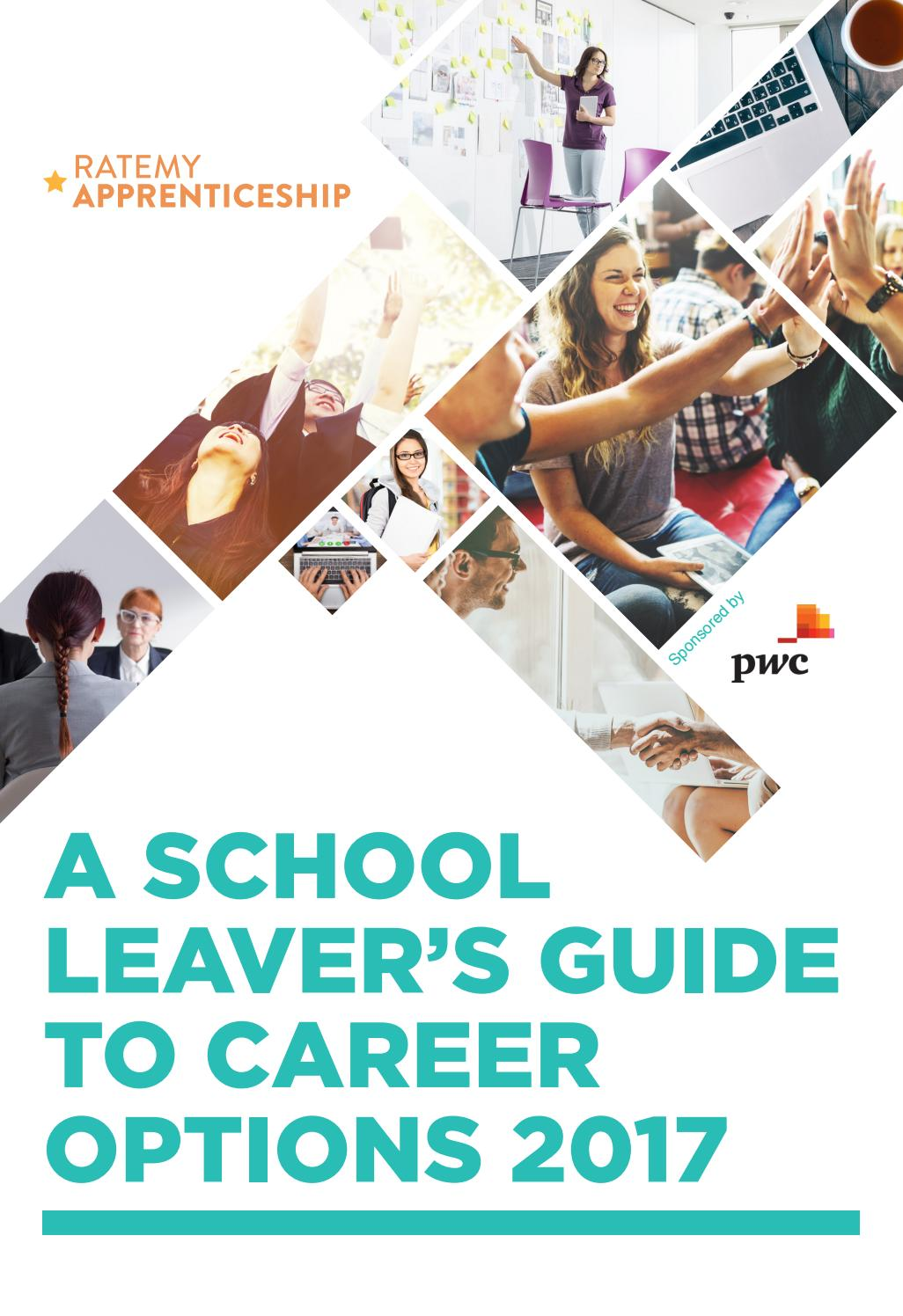 a school leaver s guide to career options 2015 by rmp enterprise a school leaver s guide to career options 2015 by rmp enterprise issuu