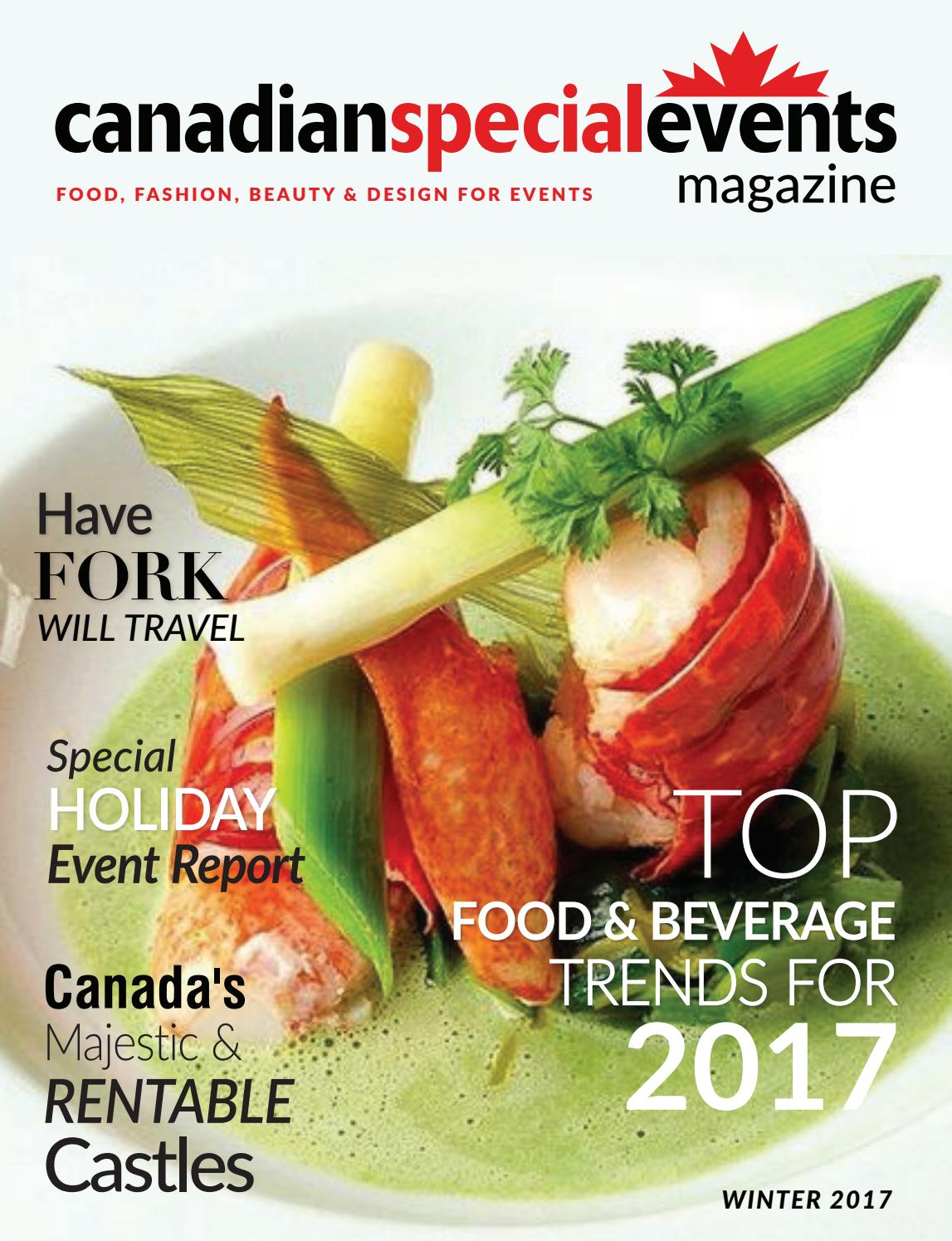 LCBO Food & Drink Magazine - Winter 2017 Subscriptions