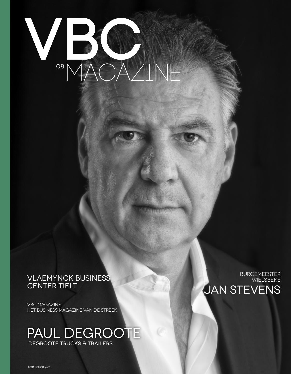 VBC Magazine 04 by Vlaemynck Busines Center - issuu
