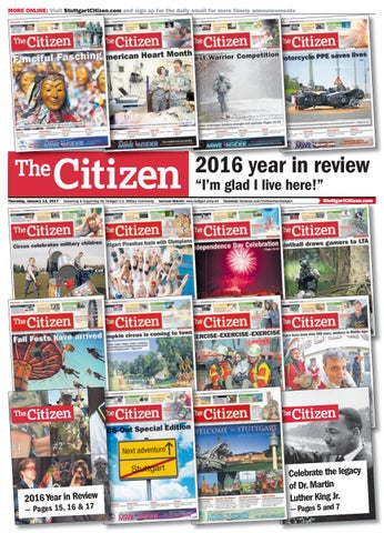 The Citizen - January 12, 2017