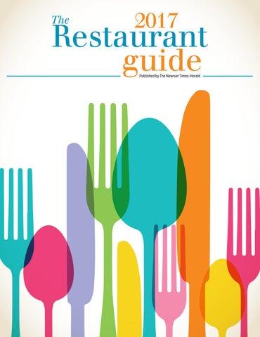Restaurant Guide 2017