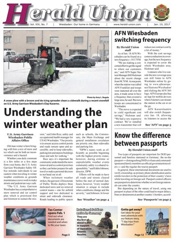 Herald Union, January 19, 2017