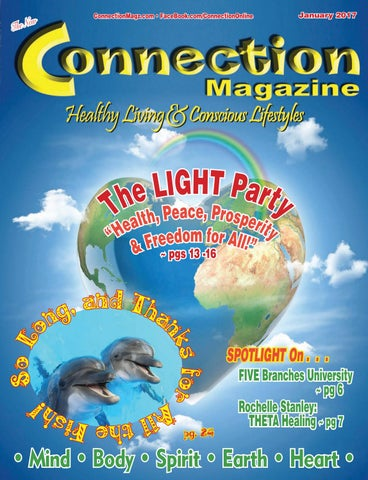 Connection Magazine January 2017 Issue