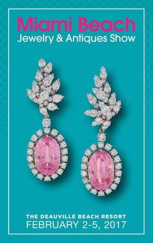 Miami Jewelry Antiques Catalog 2018