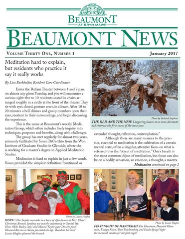Beaumont News January 2017