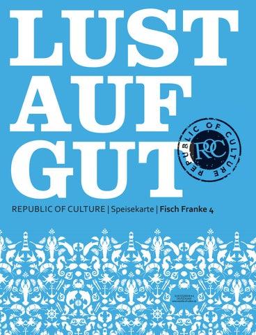 LUST AUF GUT Magazin | Special: Fisch Franke Nr. 4