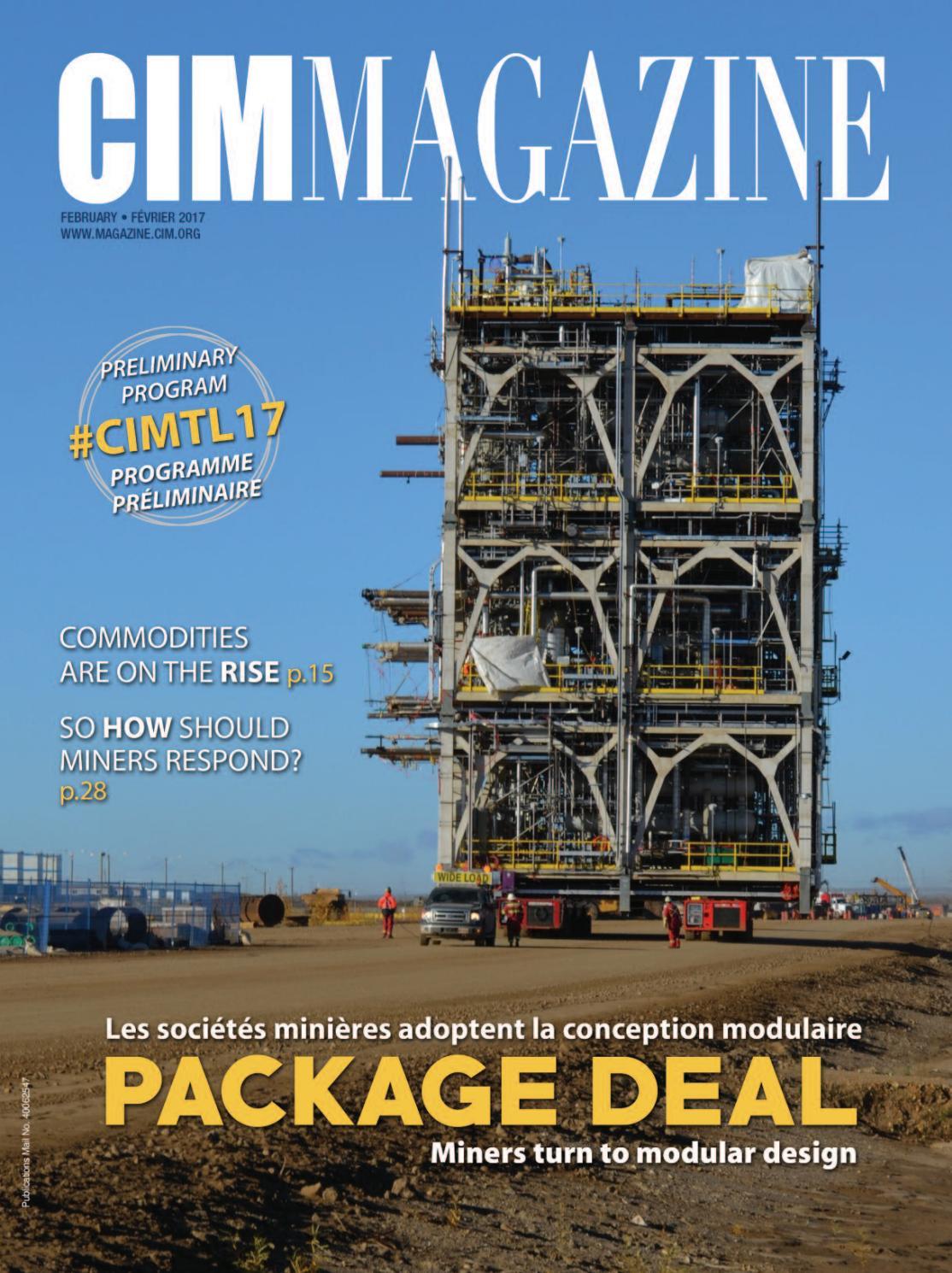 cim magazine february 2017
