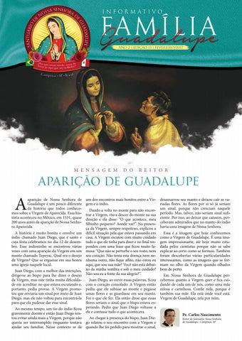 [Informativo Família Guadalupe – 13ª Edição]