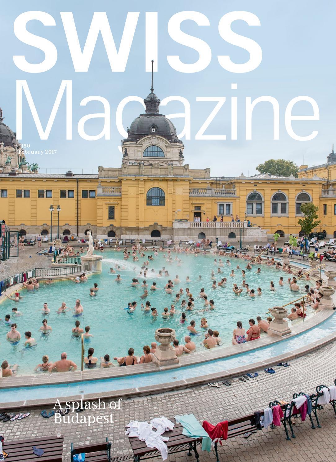 SWISS Magazine February 2017 by SWISS - issuu