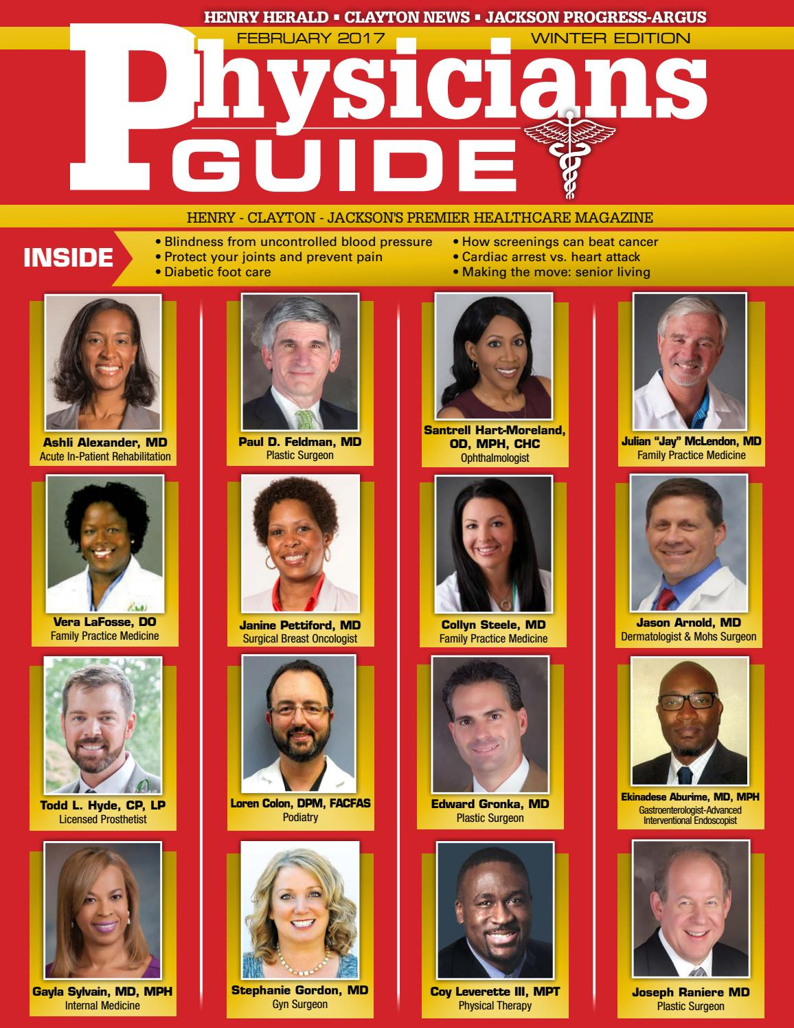 spring physicians guide by mycounty papers issuu