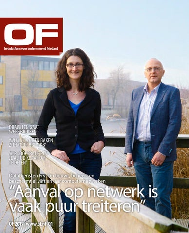 Ondernemend Friesland editie 1 februari 2017