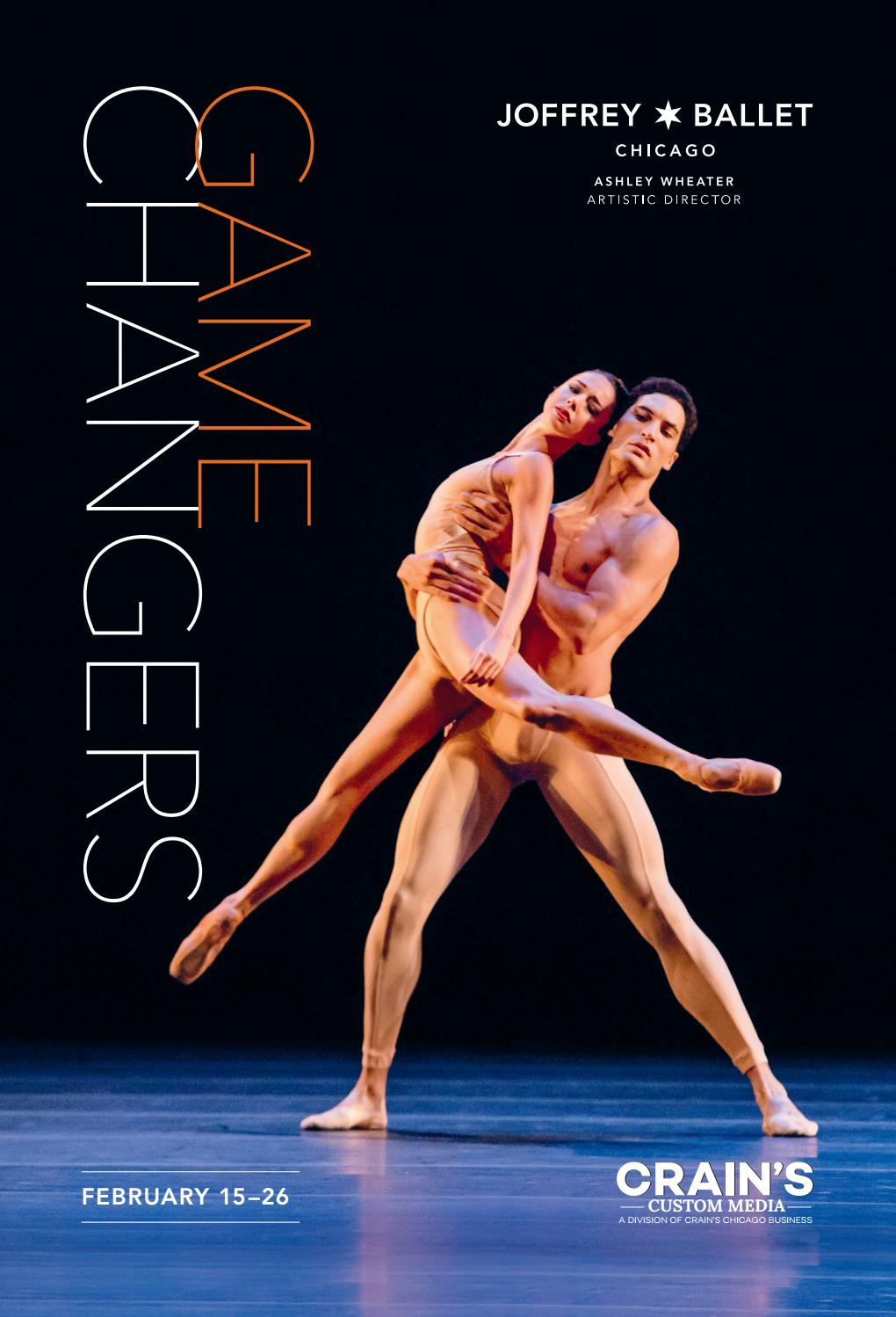 sylvia by the joffrey ballet issuu