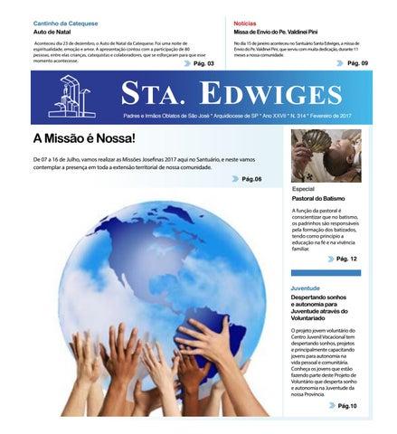 [Jornal Sta. Edwiges (Fevereiro/2017)]