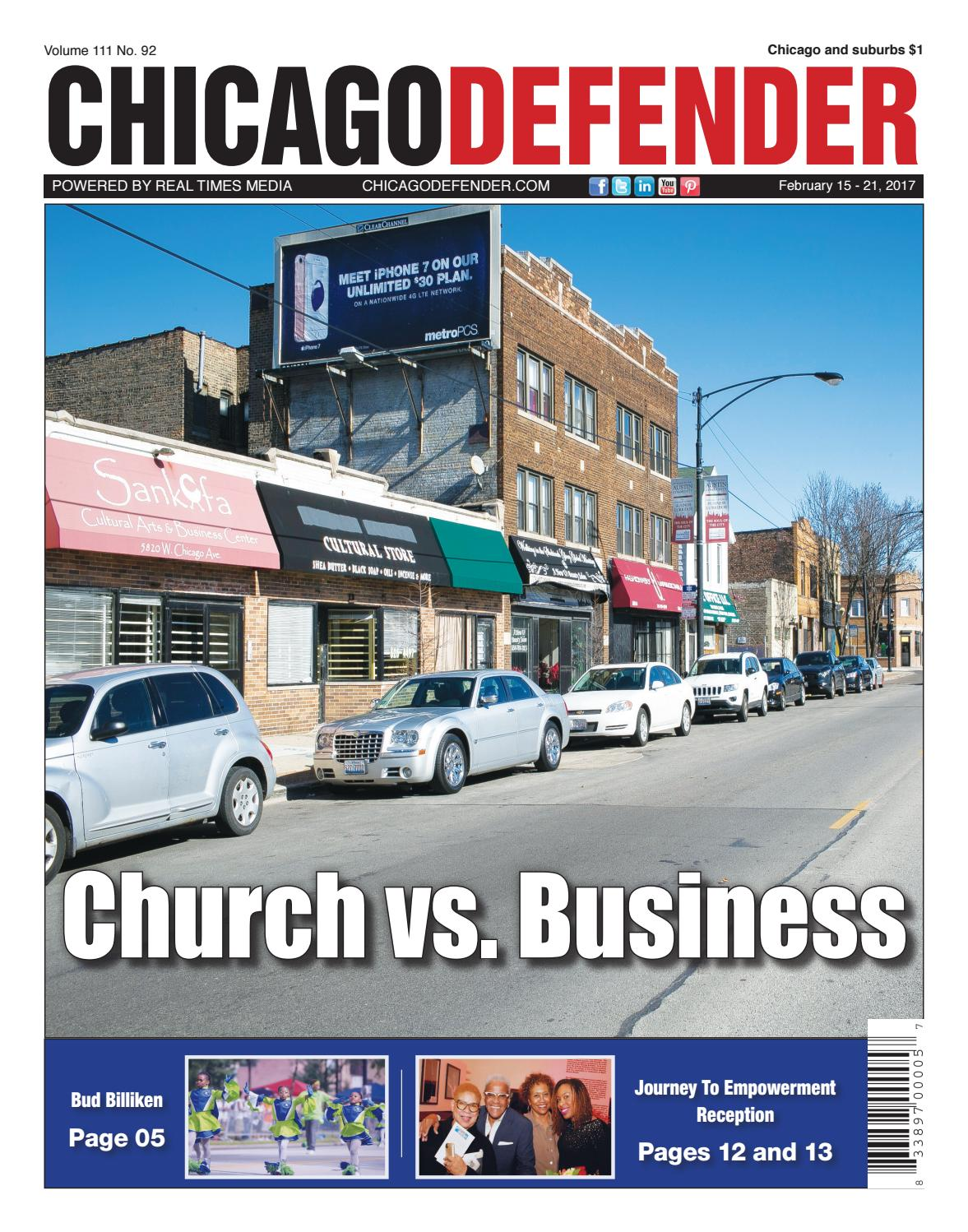 chicago defender by chidefender issuu chicago defender 02 15 17