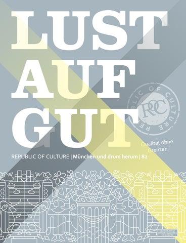 LUST AUF GUT Magazin | München Nr. 82