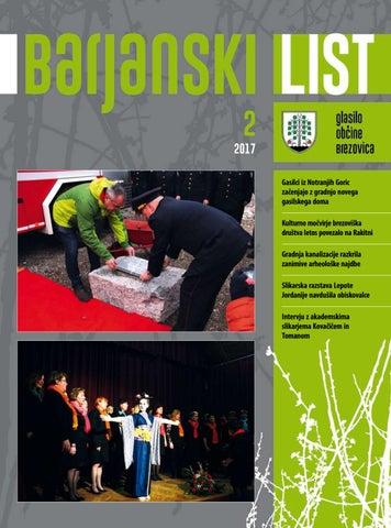 Barjanski list februar 2017
