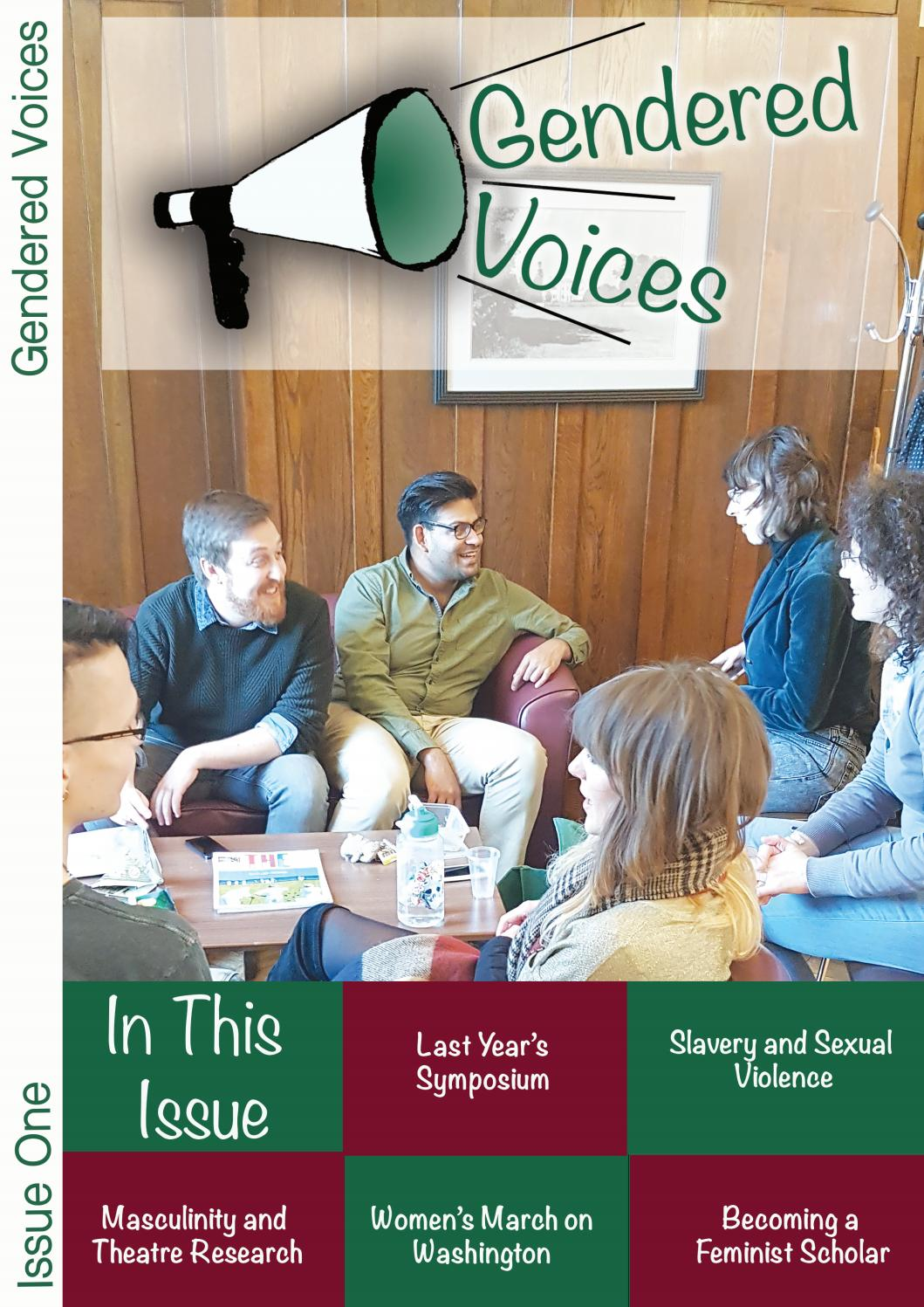 test bank seeing ourselves 7th edition macionis by eric  gendered voices issue one from sww dtp gender and sexuality research cluster