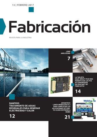 Revista Fabricación 13