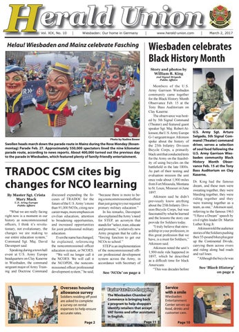 Herald Union, March 2, 2017