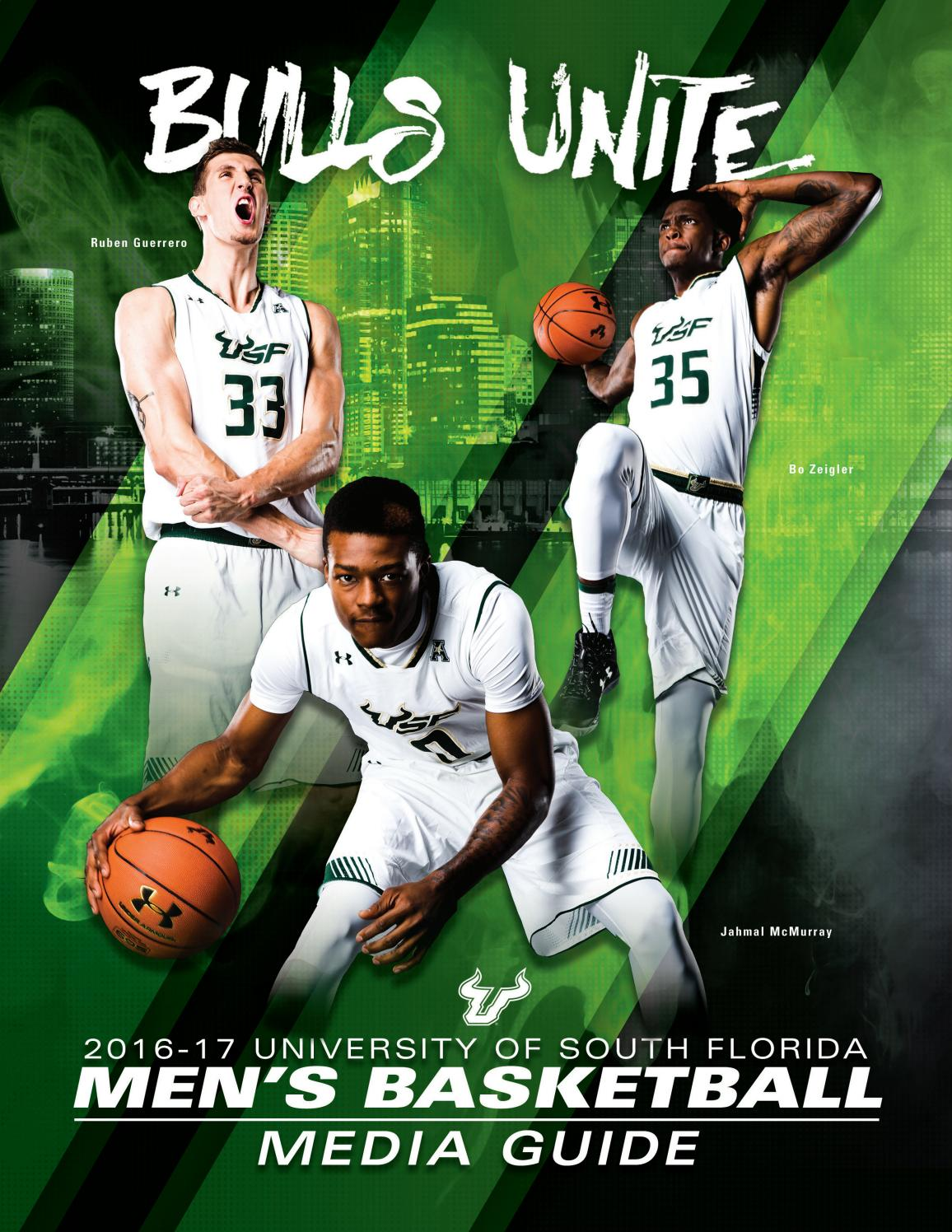 2014 15 usf men s basketball media guide by usf bulls