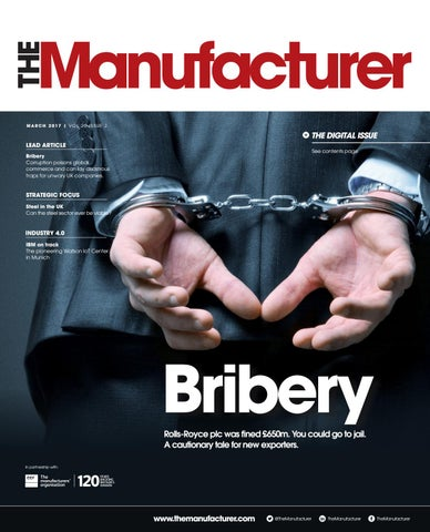 The Manufacturer March 2017