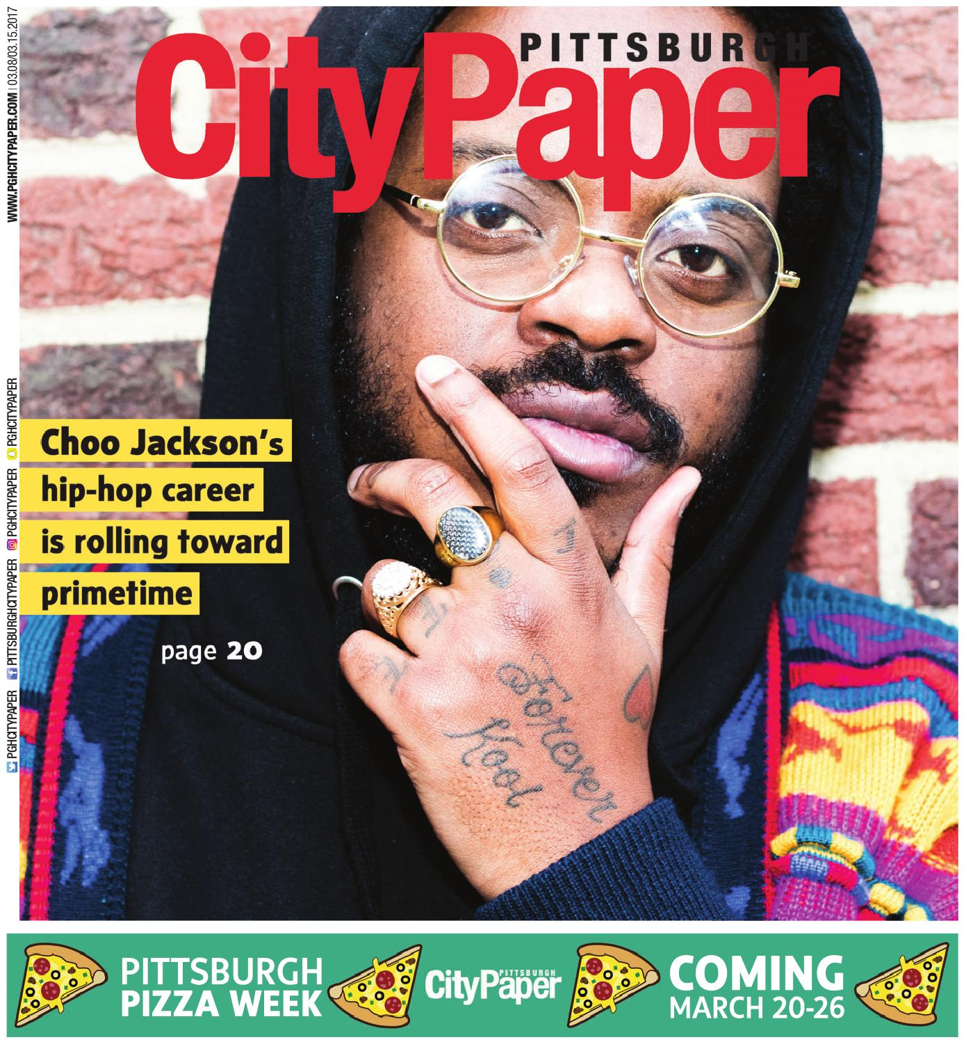 March 8 2017 pittsburgh city paper by pittsburgh city for Ursula heise