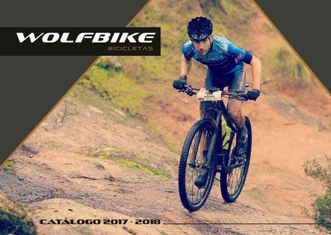 WolfBike Catalogo 2017
