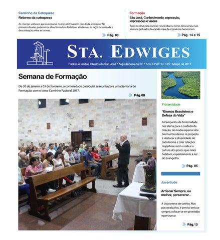 [Jornal Sta. Edwiges (Março/2017)]