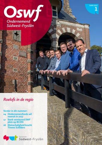 Ondernemend Súdwest-Fryslân maart 2017