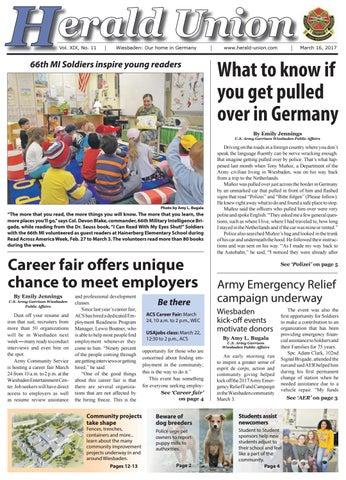 Herald Union, March 16, 2017
