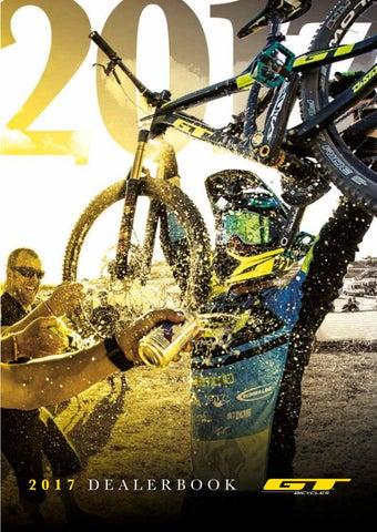GT Bikes 2017