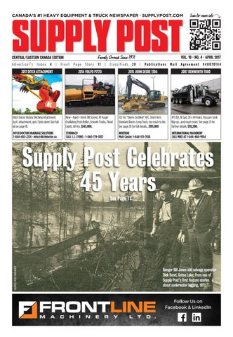 Supply Post Eastern Cover - March 2017