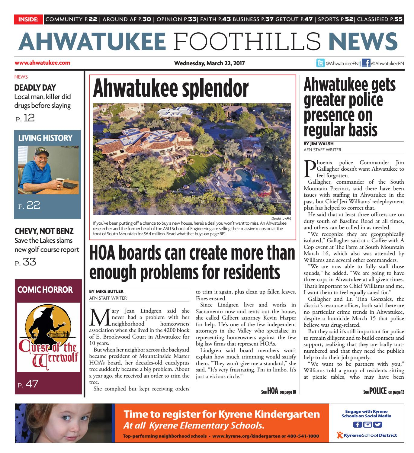 ahwatukee foothills news by times media group issuu