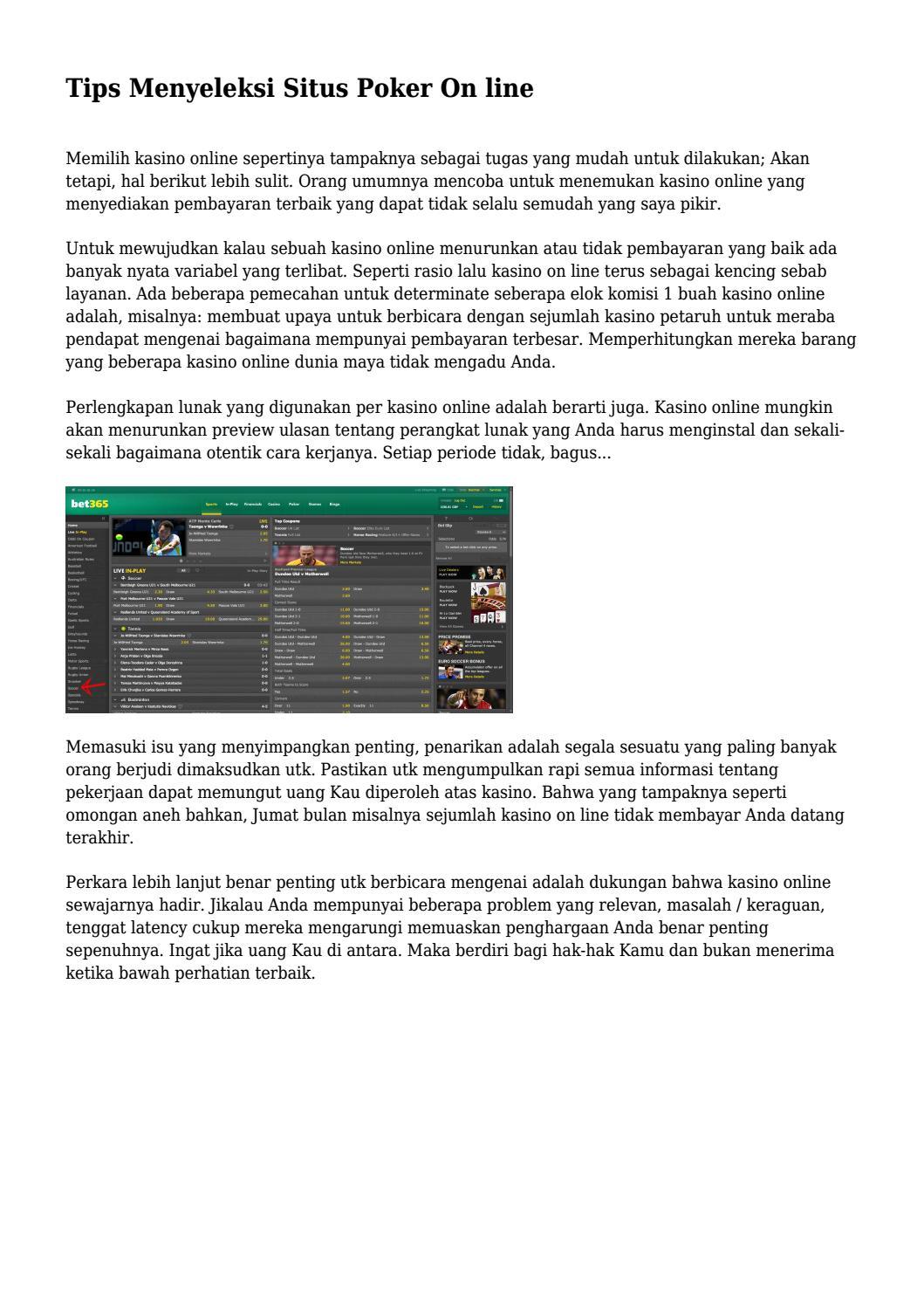 ulasan tentang kasino grand dalam talian