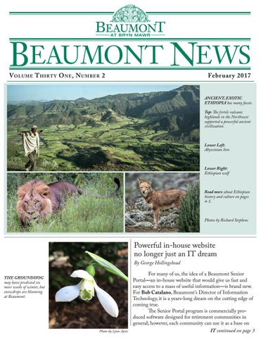 Beaumont News February 2017