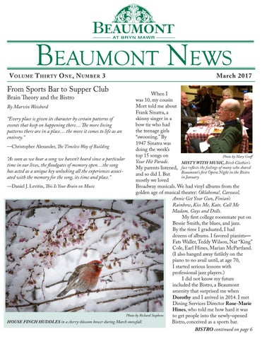 Beaumont News March 2017
