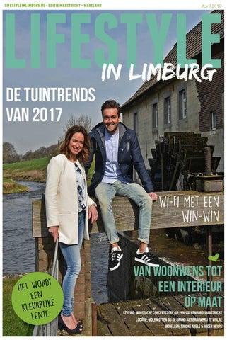 Editie Maastricht - Maasland - April 2016