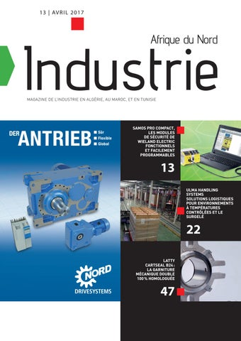 Industrie Afrique du Nord 13