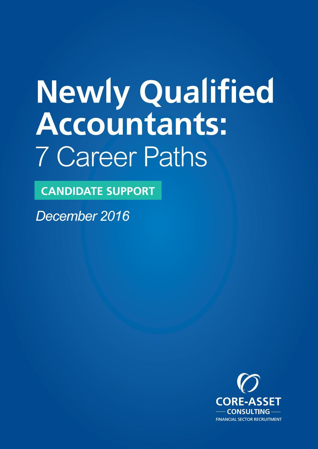 corporate tax accountant career path