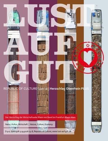 LUST AUF GUT Magazin | Special: Herzschlag Oberrhein plus