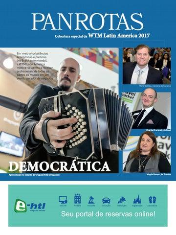 WTM Latin America 2017 - Cobertura