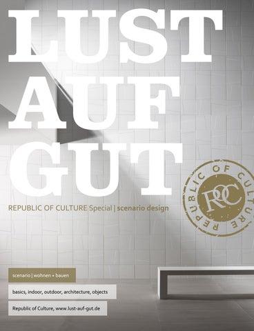 LUST AUF GUT Magazin | Special: Scenario Design