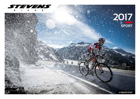 Stevens sport mtb road 2017